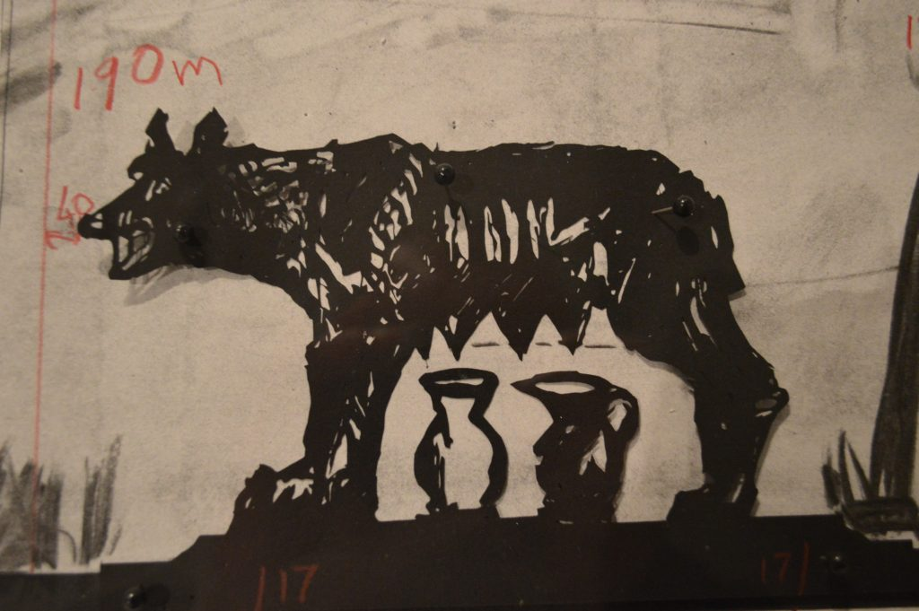 I bozzetti di William Kentridge - MACRO Roma