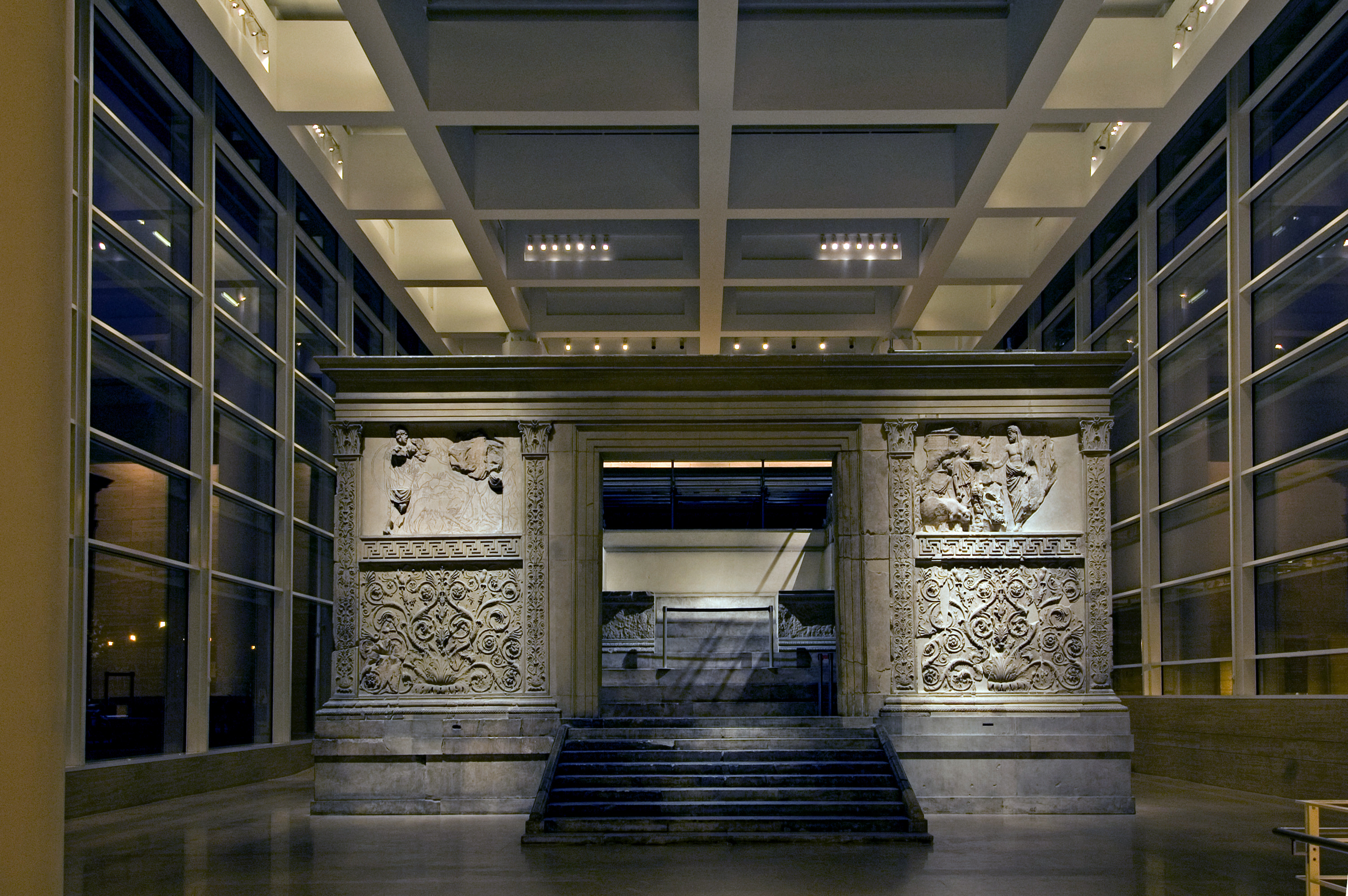 museo-ara-pacis_notte-17