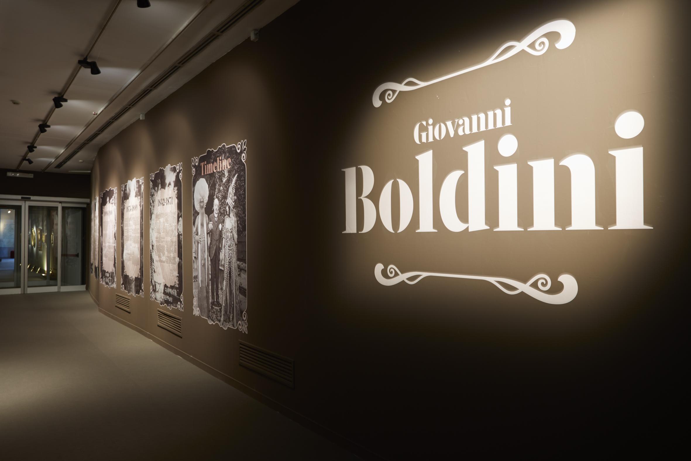 Al Complesso del Vittoriano Giovanni Boldini - Orizzonte Cultura