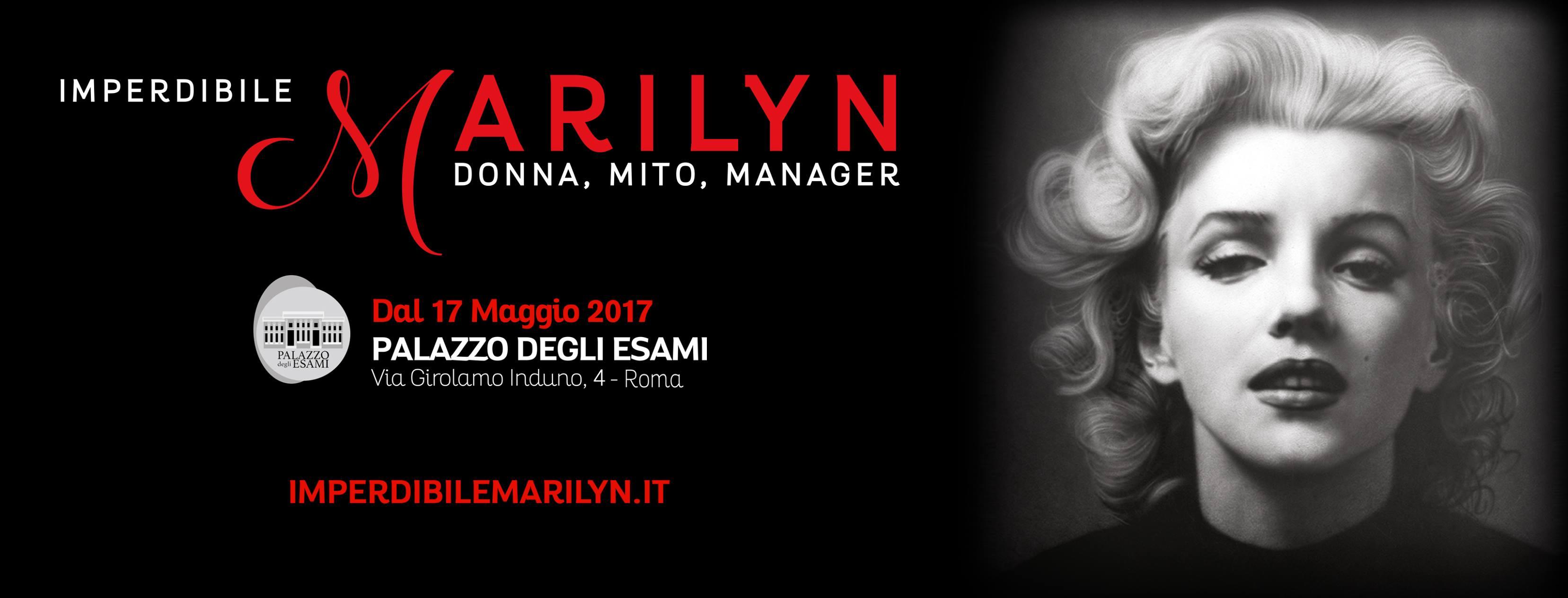 Incredibile Marilyn - Palazzo degli Esami