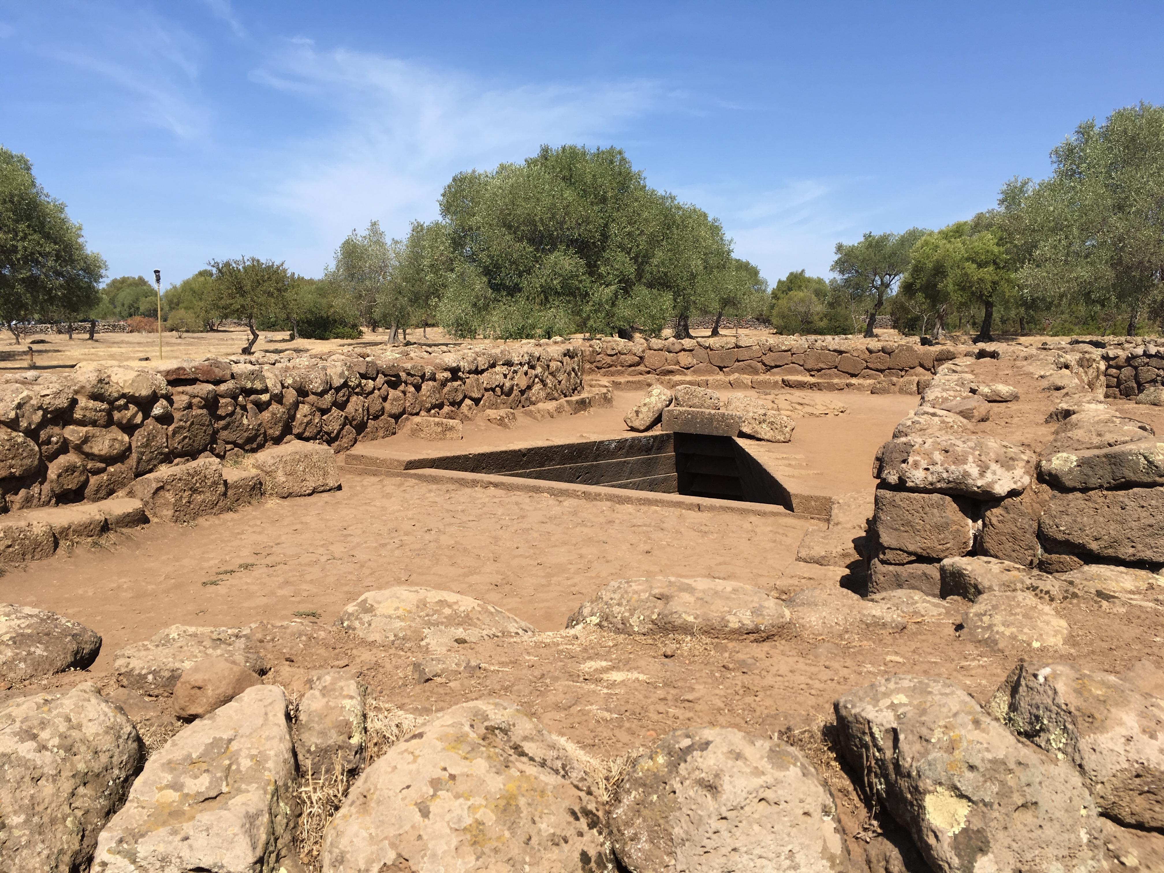 Parco Archeologico di Santa Cristina, Paulilatino (Or) - Pozzo sacro - Orizzonte Cultura