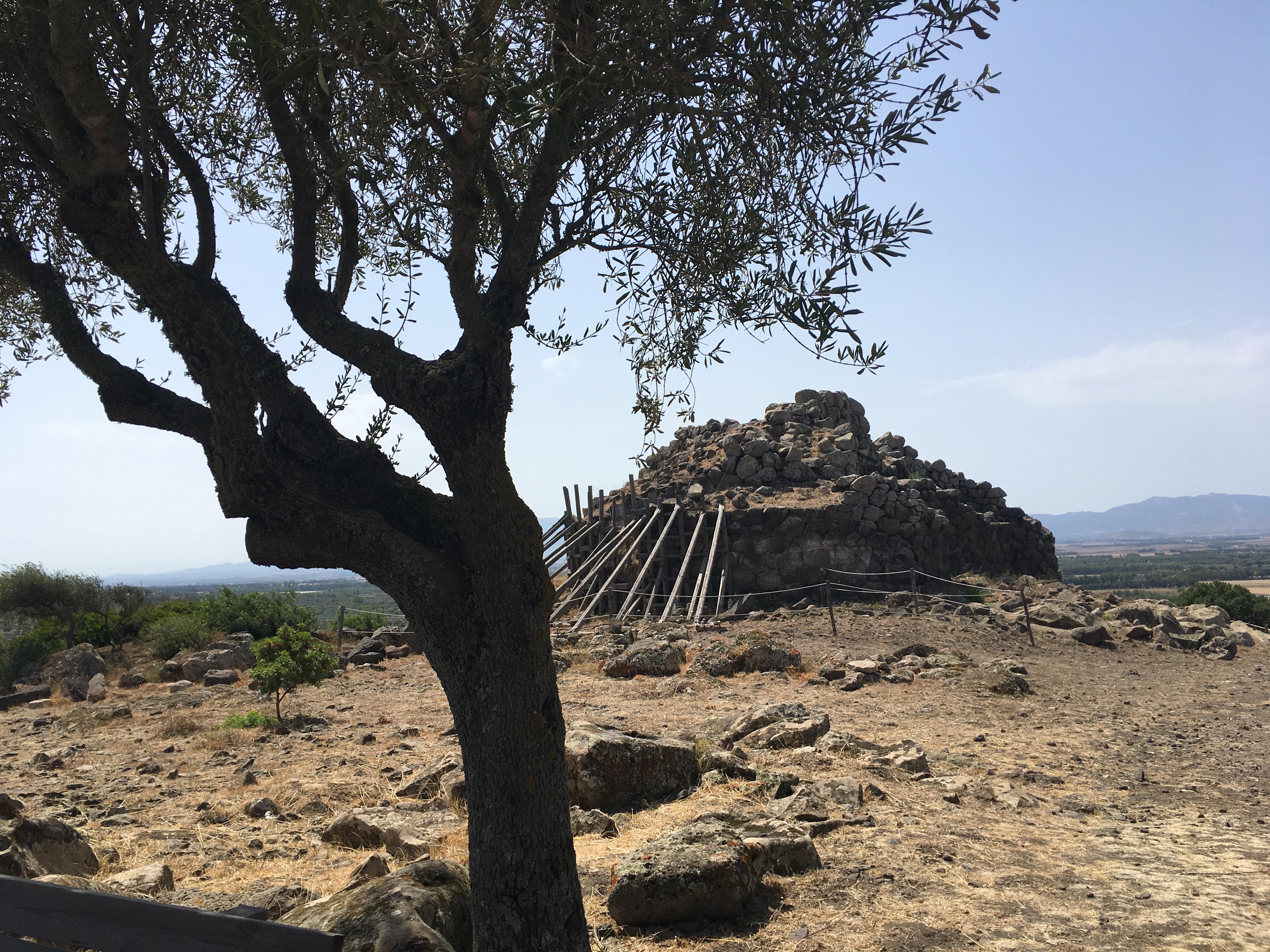 Complesso nuragico di Cuccurada, Mogoro (Or) - Orizzonte Cultura