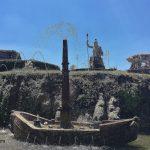 Fontana di Roma - Villa d'Este a Tivoli