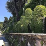 Viale delle Cento Fontane - Villa d'Este a Tivoli