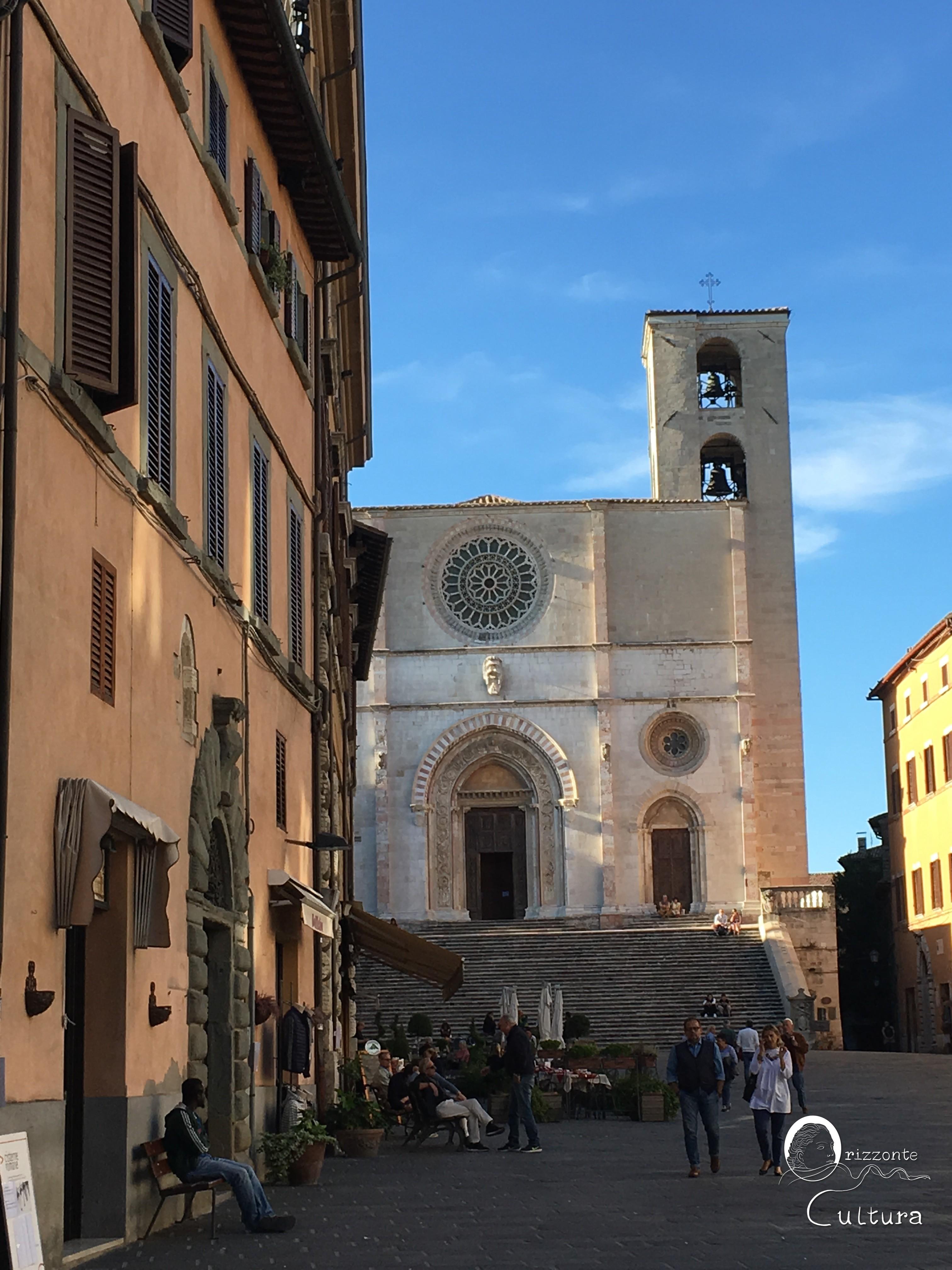 Piazza del Popolo, Todi - Duomo - Orizzonte Cultura