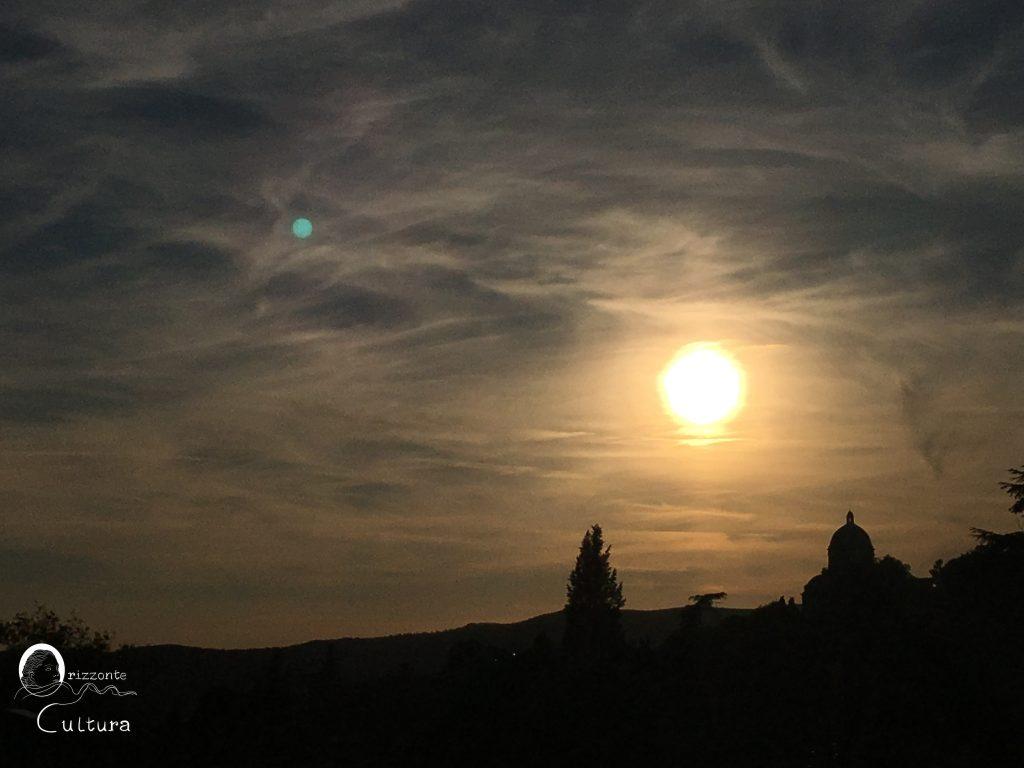 Todi al tramonto - Orizzonte Cultura