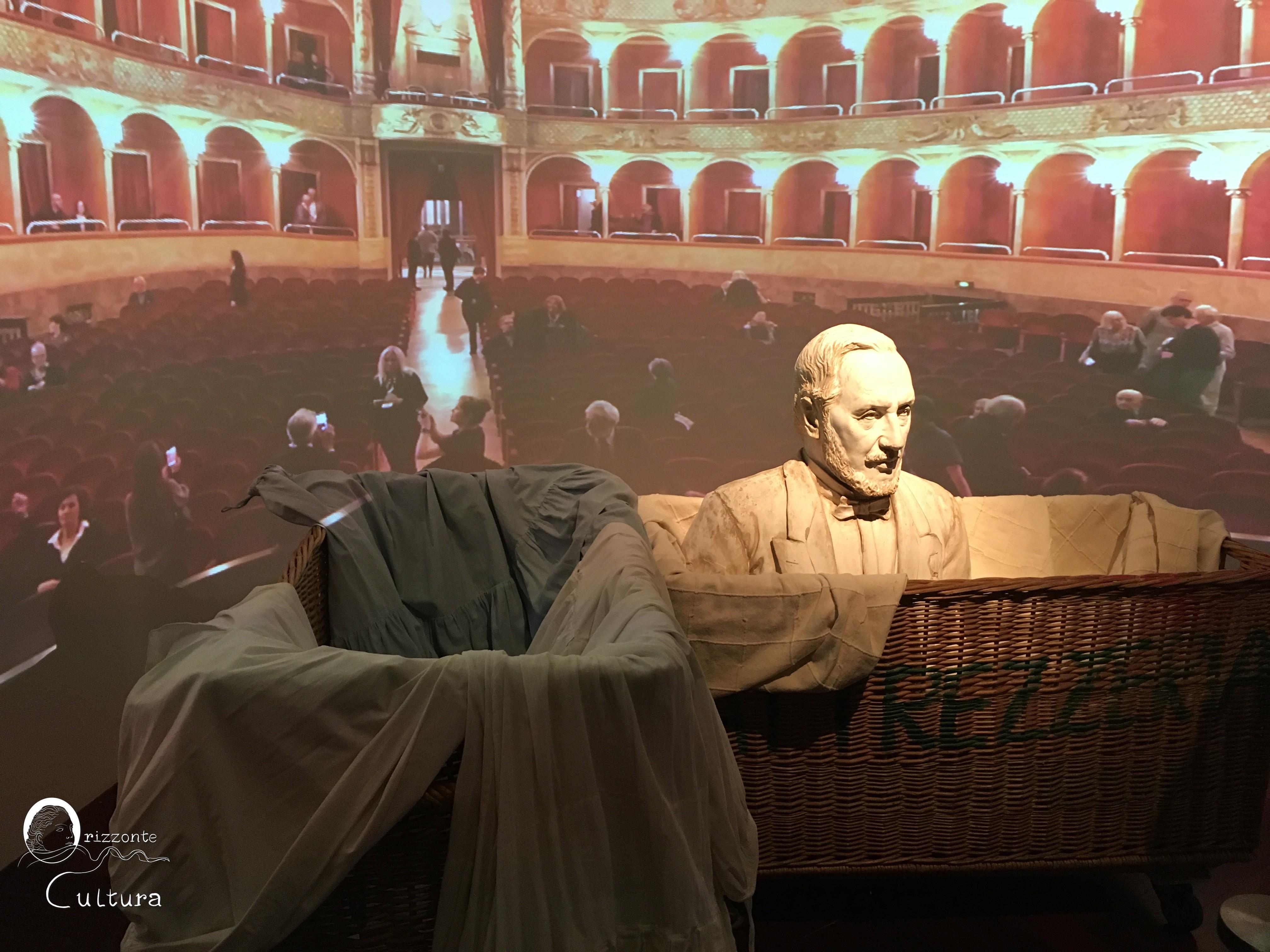 Artisti all'Opera, Palazzo Braschi 2 - Orizzonte Cultura