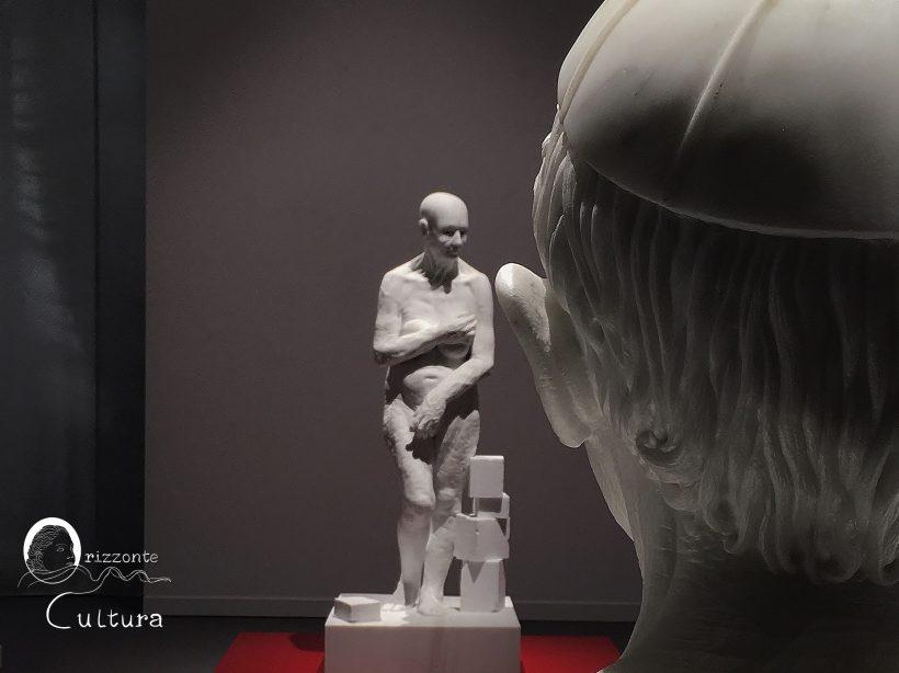Jago, Habemus Hominem al Museo Carlo Bilotti di Roma - Orizzonte Cultura (ph. I.M.Melis)