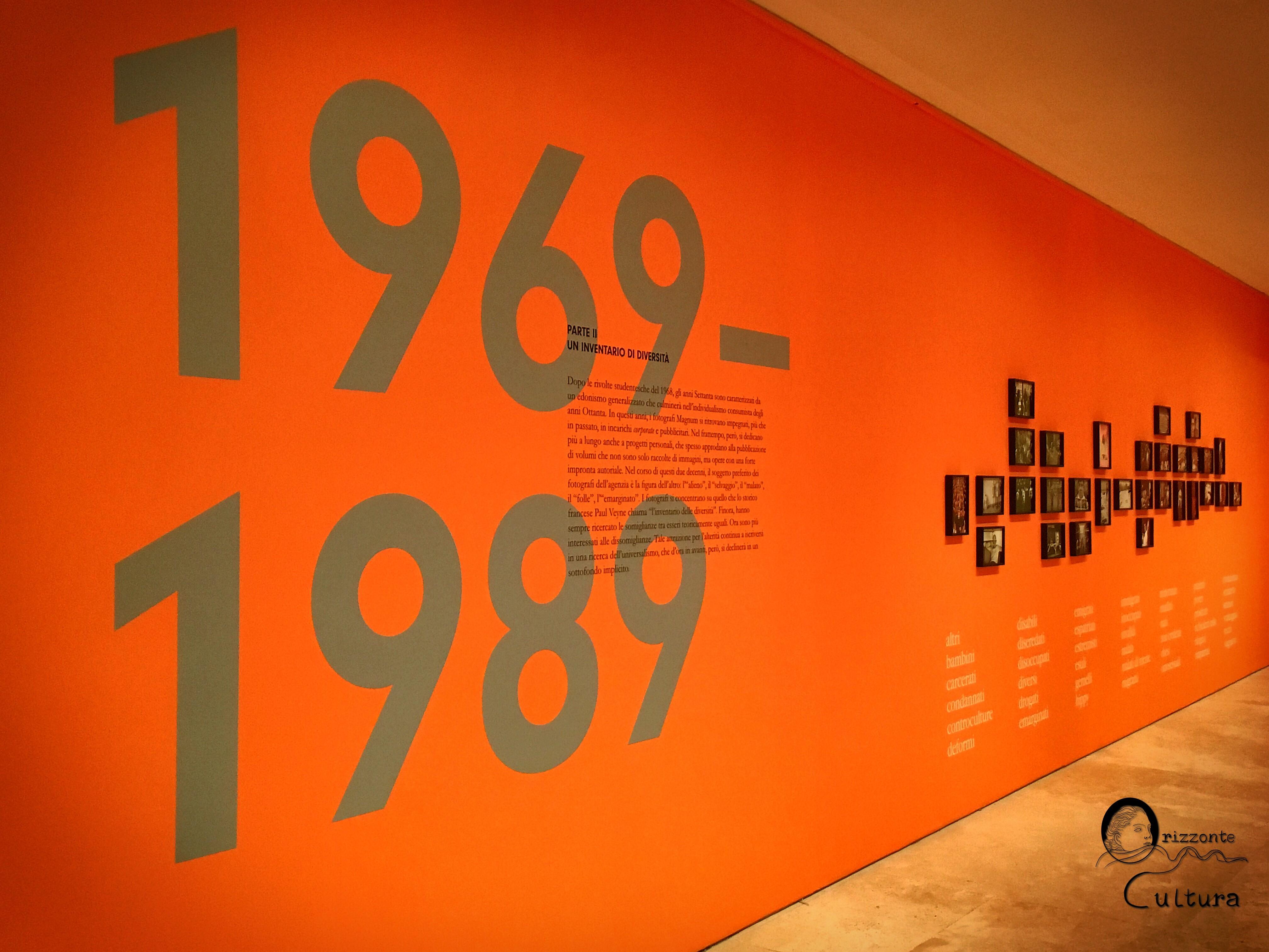 Magnum Manifesto, Museo dell'Ara Pacis - Orizzonte Cultura (ph. I.M. Melis)