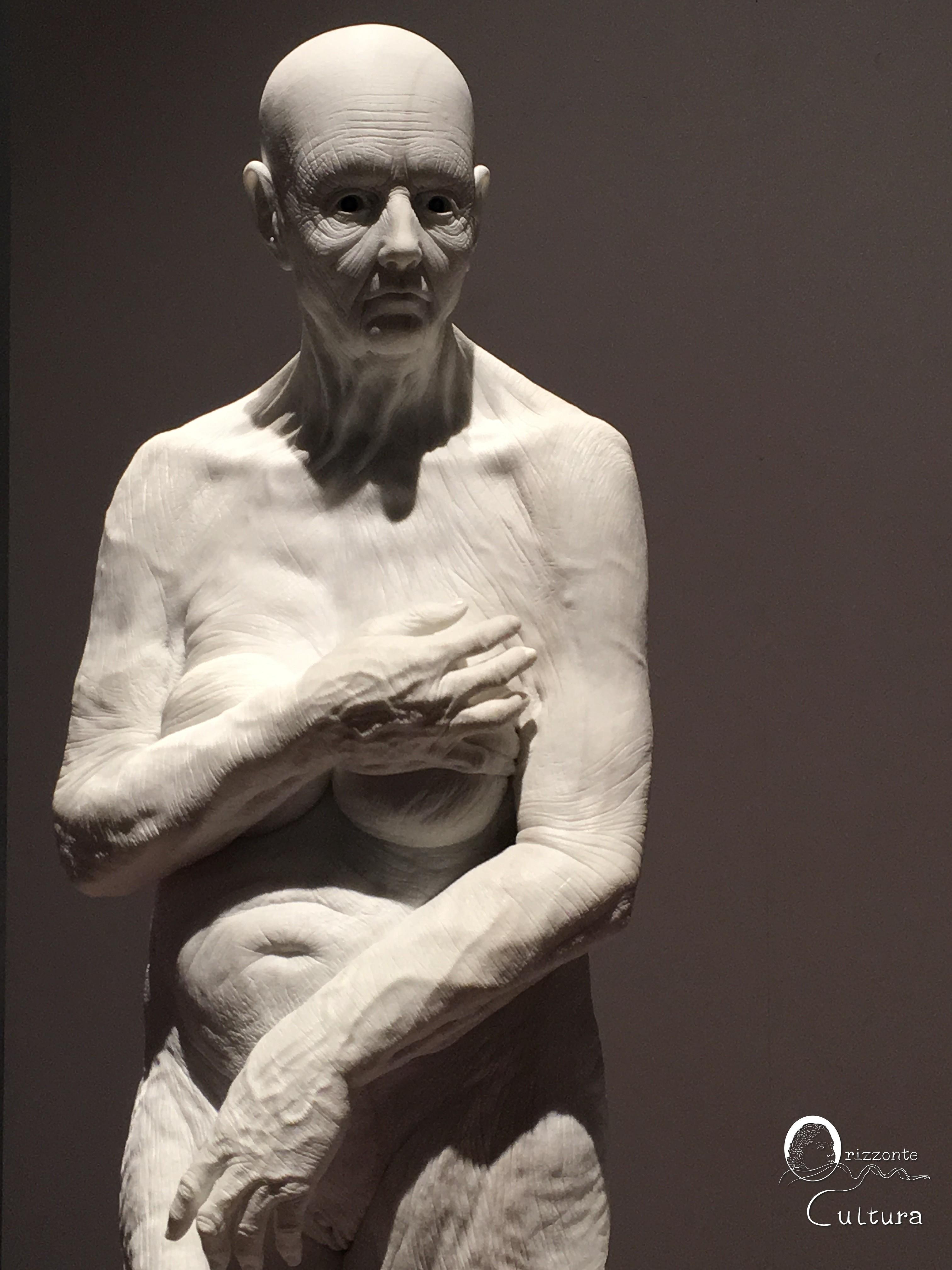"""Venere da Jago """"Habemus Hominem"""" al Museo Carlo Bilotti - Orizzonte Cultura (ph. I.M. Melis)"""