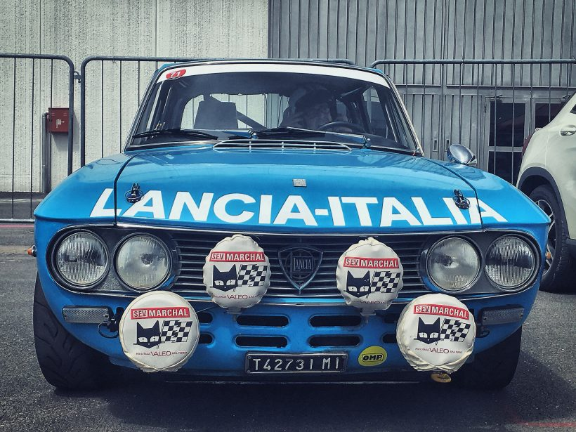 Lancia Fulvia - Verona Legend Cars - Orizzonte Cultura (ph. Ilenia M. Melis)