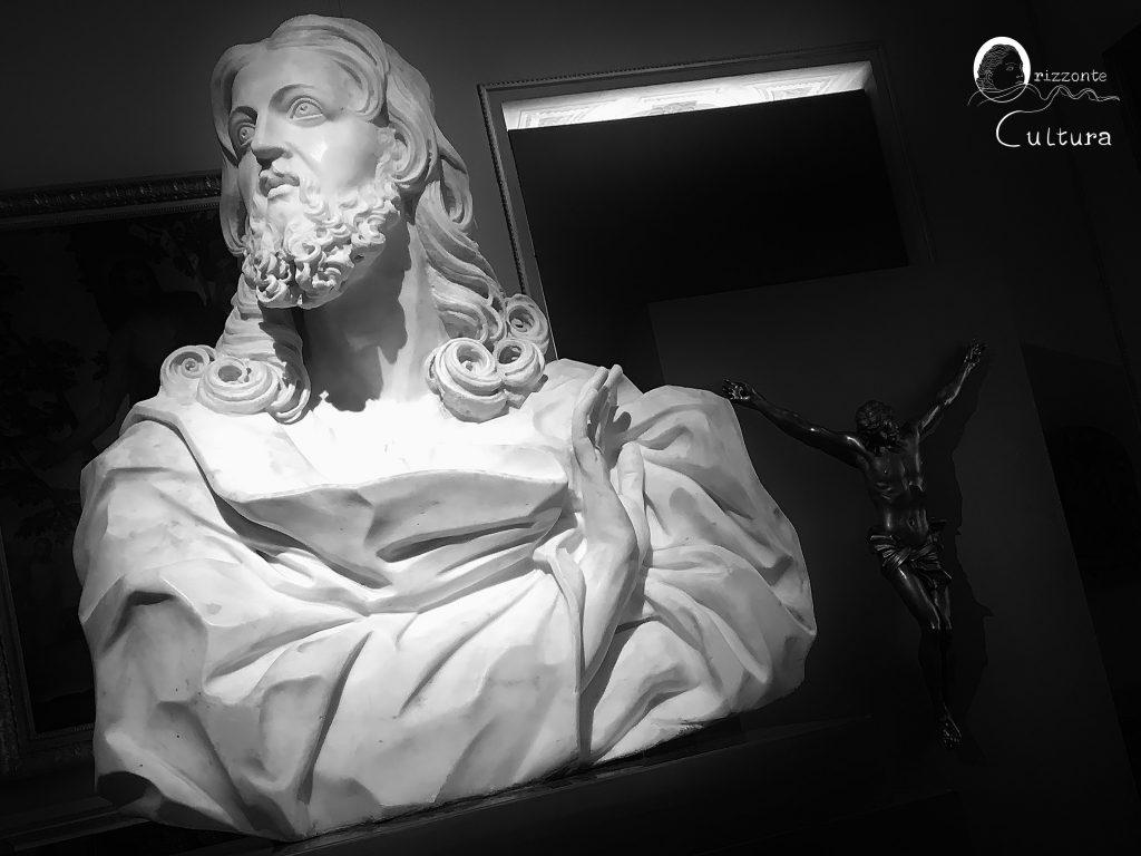 Salvator Mundi di Bernini - Orizzonte Cultura (ph. Ilenia M. Melis)