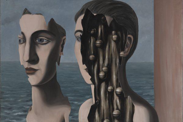 René Magritte, Le double secret - Da Magritte a Duchamp