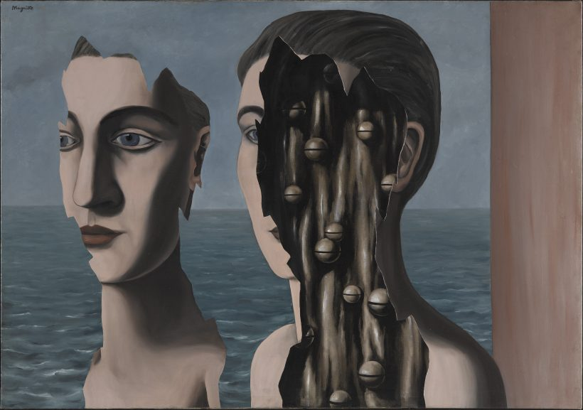 René Magritte, Le double secret - Da Magritte a Duchamp