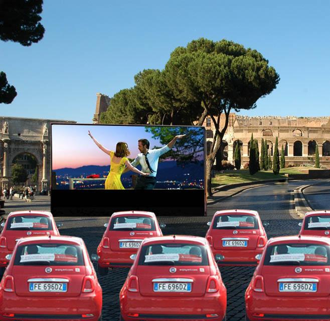 Drive-in - Videocittà