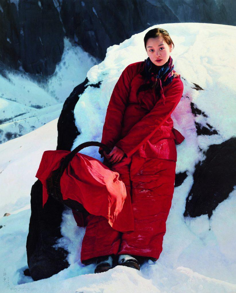 Wang Yidong, Il sole mi segue ovunque io vada, 2006