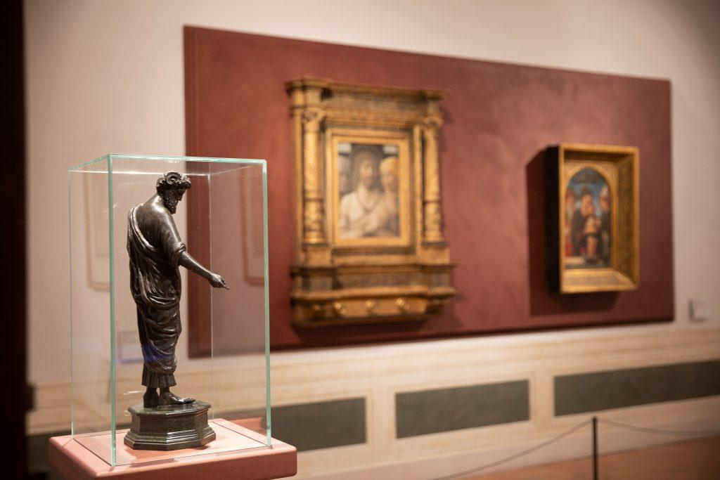 La stanza di Mantegna, Palazzo Barberini (ph. AlbertoNovelli)