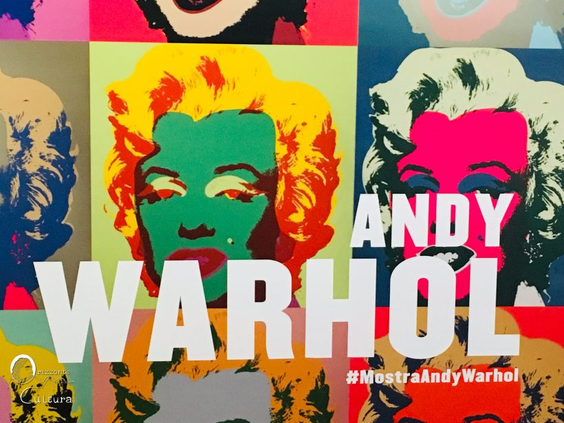 Andy Warhol, la vera essenza della Pop Art - Orizzonte Cultura (ph. Ilenia M. Melis)
