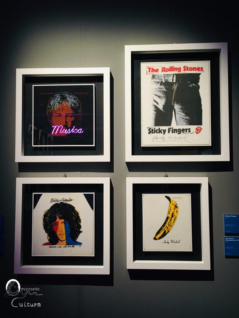 Andy Warhol, Musica - Orizzonte Cultura (ph. Ilenia M. Melis)