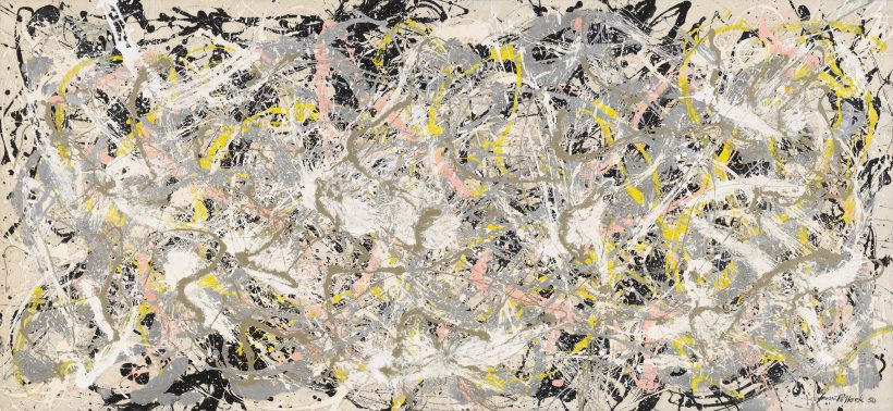 Jackson Pollock (1912-1956) Number 27, 1950, 1950