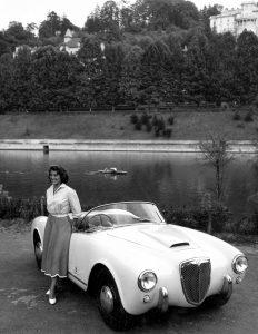 La Lancia Aurelia B 24 - Centro Storico Fiat (Il sorpasso. Quando l'Italia si mise a correre, 1946 - 1961)
